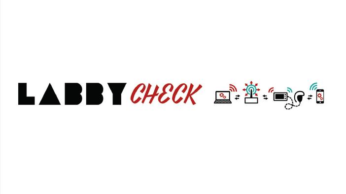 Labby check